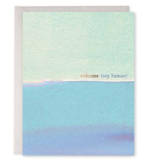 Tiny Human|E Frances Paper