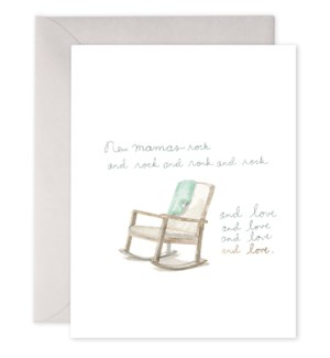 New Mamas Rock 4.25x5.5|E Frances Paper