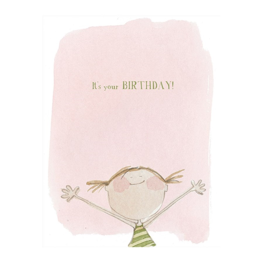 It's Your Birthday!|E Frances Paper