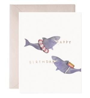 Bitten Birthday|E Frances Paper