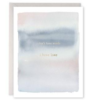 No Words|E Frances Paper