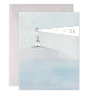 Lighthouse Beacon 4.25x5.5|E Frances Paper