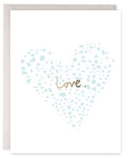 Blue Heart|E Frances Paper