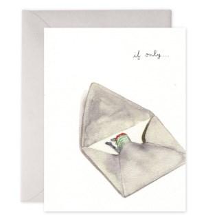Envelope Trip 4.25x5.5|E Frances Paper