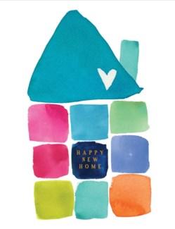 Happy New Home 4.25x5.5 E Frances Paper