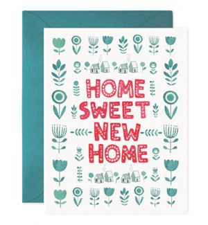 Sweet new home|E Frances Paper