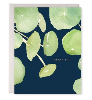 Pancake Plant Thank You|E Frances Paper