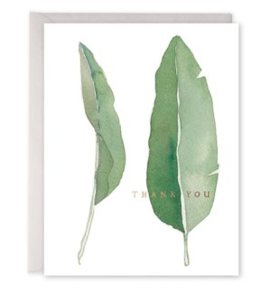 Thank You Leaves|E Frances Paper
