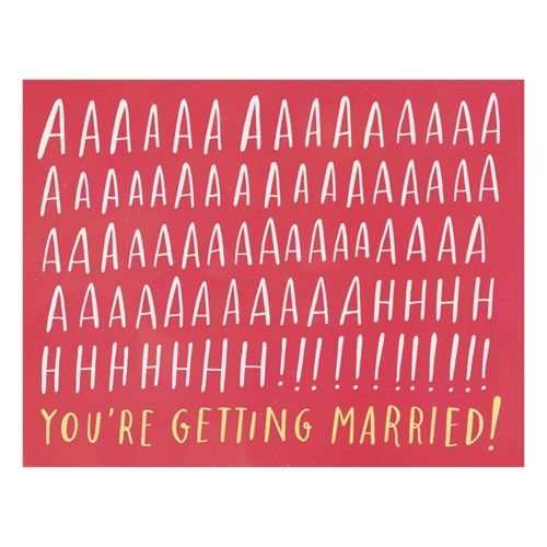 Aah! Married|Emily McDowell