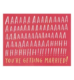Aah! Married|Emily McDowell