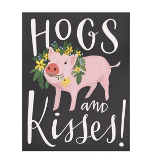 Hogs and Kisses|Emily McDowell