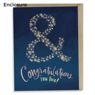 EC120-Ampersand Congrats Enclosure Emily McDowell