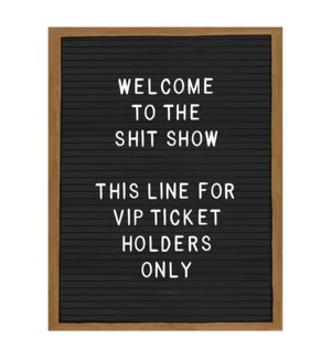Shit Show VIP|Emily McDowell