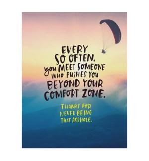 Comfort Zone|Emily McDowell