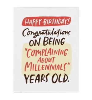 Complaining About Millennials|Emily McDowell