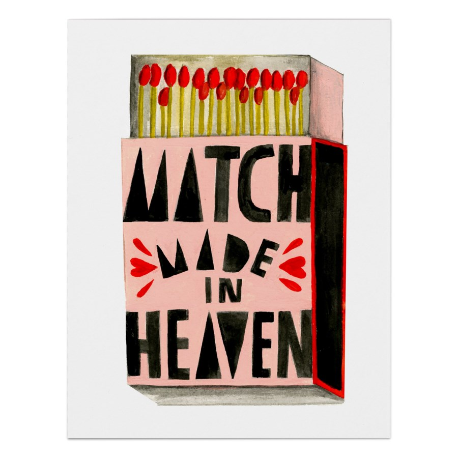Match Made in Heaven|Emily McDowell