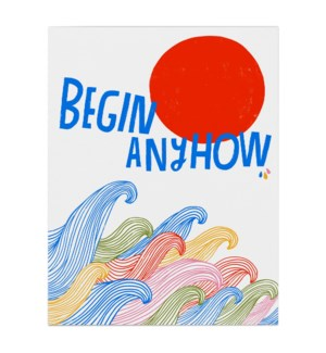 Begin Anyhow|Emily McDowell