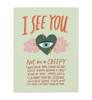 I See You|Emily McDowell