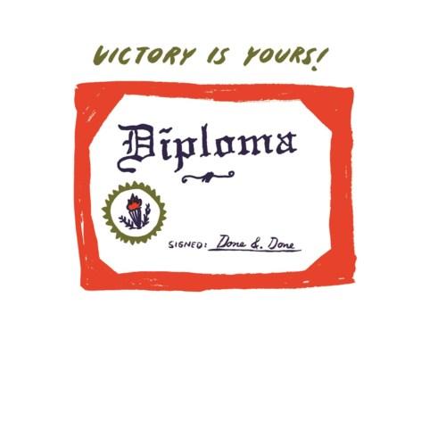 Diploma Victory