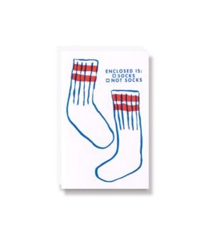 Socks Gift Card
