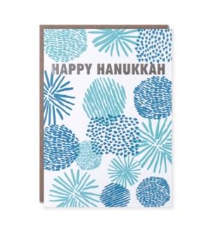 Happy Hanukkah Shapes- Boxed