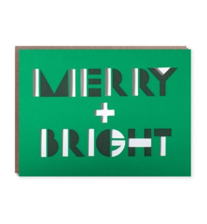 Merry And Bright- Boxed