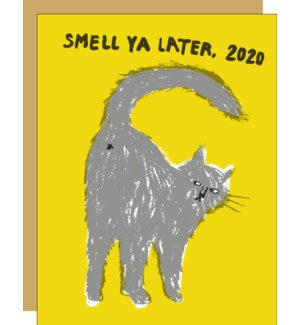 Smell Ya Later
