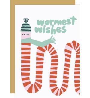 Wormest Wishes