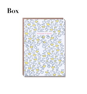 Boatloads Of Thanks- Boxed set of 6
