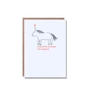 Unicorn Holiday