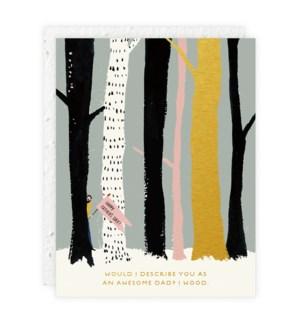 Forest Man|Seedlings