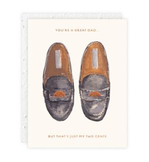 Penny Loafers|Seedlings