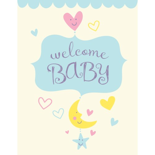 Welcome Baby|Great Arrow