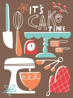 Baking Implements 5x7|Great Arrow
