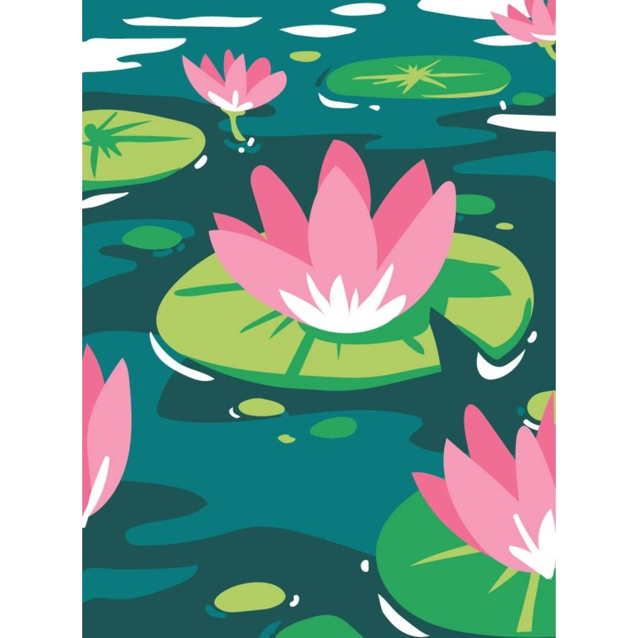 Water Lily|Great Arrow