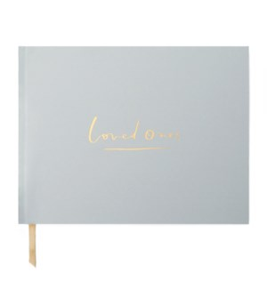 Loved Ones Guestbook - Stone