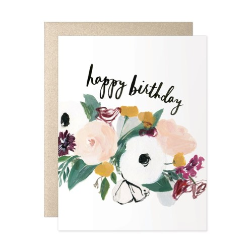 Happy Birthday Anemone