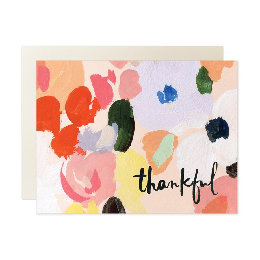 Petals Thankful Box Set of 8