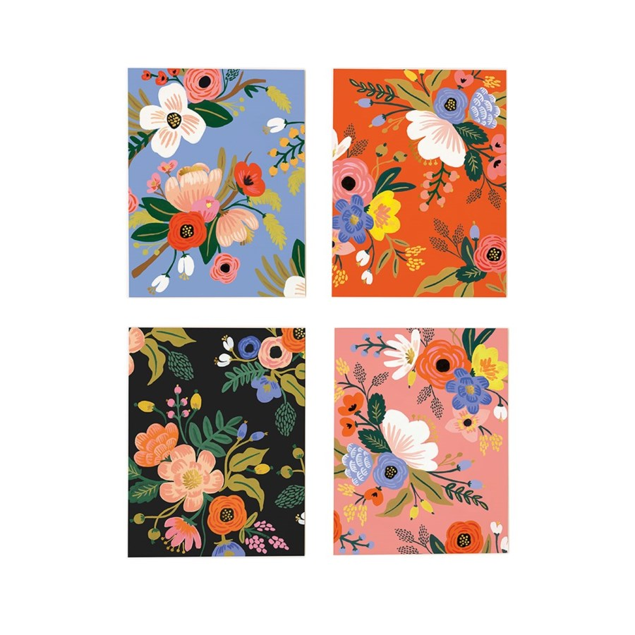 Assorted Lively Floral Set