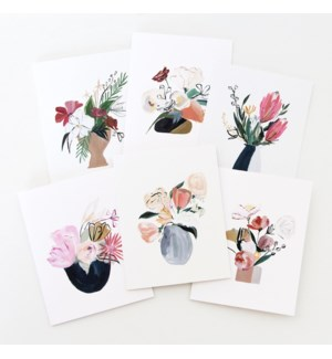 Bouquet Assorted Set of 6