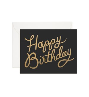 Boxed set of Shimmering Birthday cards