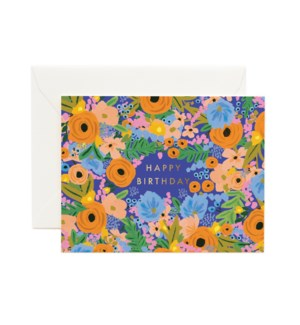 Boxed Set of Simone Birthday Card