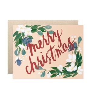 Merry Christmas Foliage Box Set