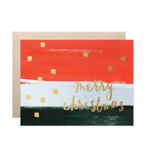 Merry Christmas Stripes Box Set
