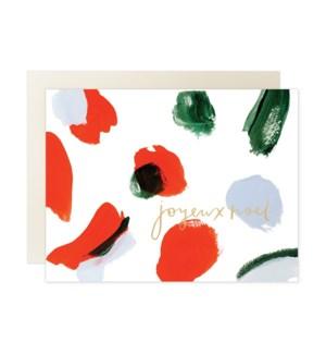 Joyeux Noel - Box Set of 8