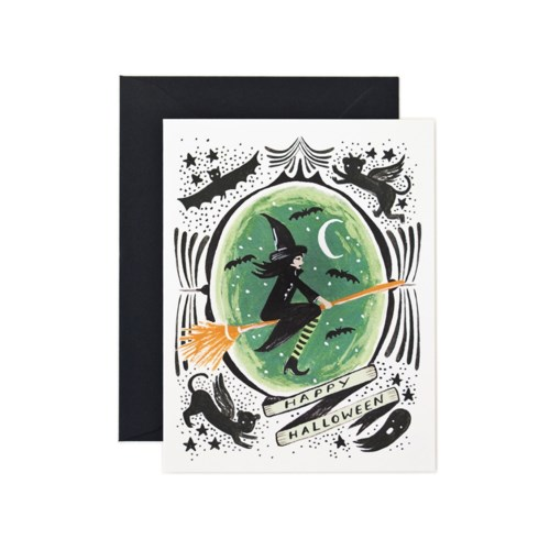 Witch of the West Card