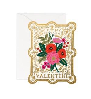 Boxed set of Vintage Valentine Cards