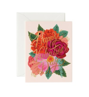 Boxed Set of Perennial Valentine Card