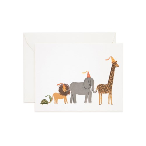 Boxed set of Party Parade cards