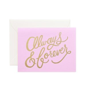 Boxed set of Always & Forever cards